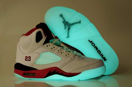 2012 jordan 5 night light shoes-004