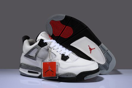 AAA men jordan 4 shoes-003