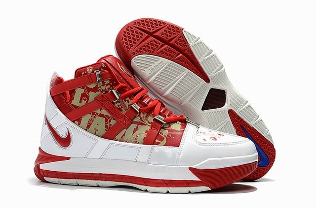 Lebron James III Shoes-002