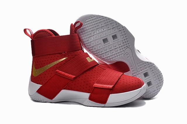 Lebron zoom soldier 10-007