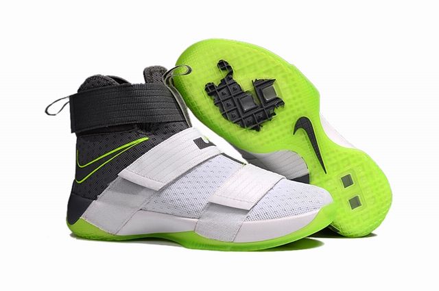 Lebron zoom soldier 10-009