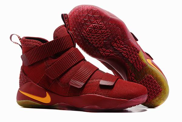 Lebron zoom soldier 11-014