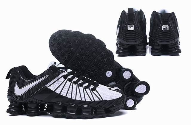 MEN NIKE SHOX TLX shoes 1013-004