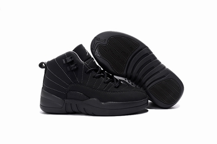 kid air jordan 12 retro 130690-002