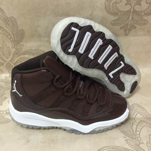 kid jordan 11 shoes 11C-3Y 2017-3-24-007
