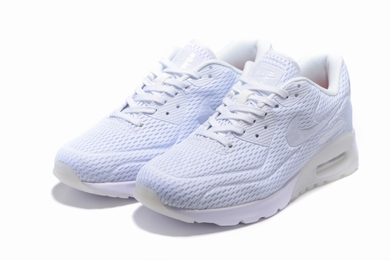 men Nike Air Max 90 Pure Platinum-002