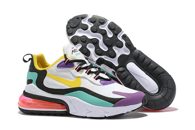 men air max 270 react shoes size US7(40)-US12(46)-007