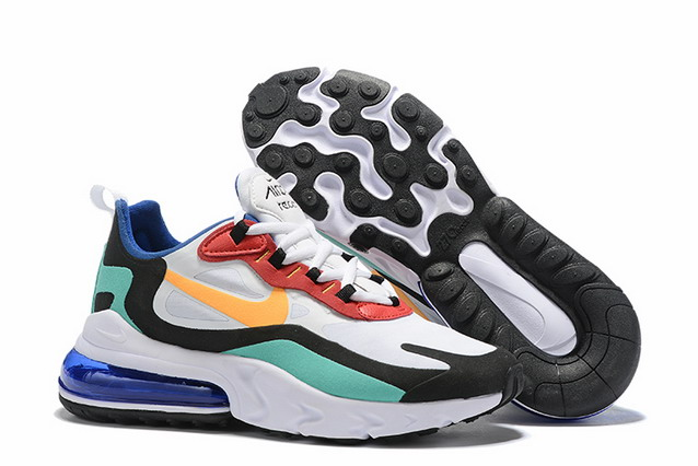 men air max 270 react shoes size US7(40)-US12(46)-008