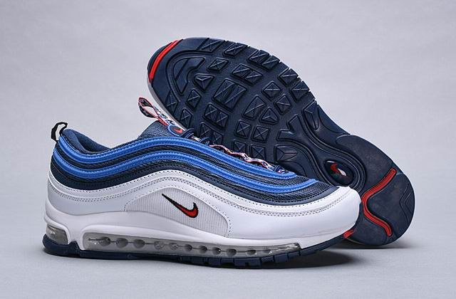 men air max 97 size US7(40)-US11(45) shoes-034