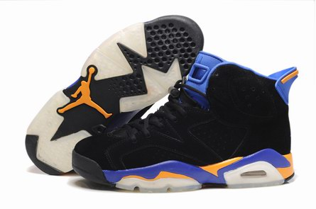men jordan 6 Anti-fur shoes-007