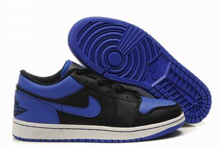men low top jordan 1 shoes-001