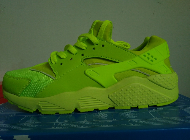 women Nike Air Huarache shoes-045