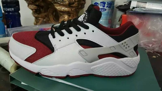 women Nike Air Huarache shoes-048