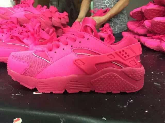 women Nike Air Huarache shoes-049