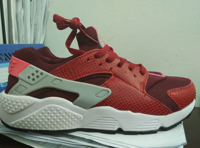 women Nike Air Huarache shoes-050
