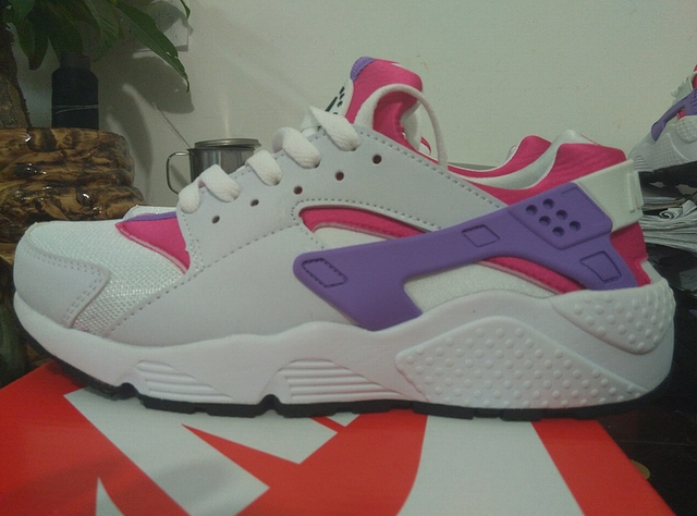 women Nike Air Huarache shoes-054