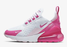 women air max 270 shoes size US5.5(36)-US8.5(40)-063
