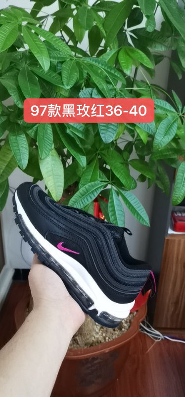 women air max 97 shoes size US5.5(36)-US8.5(40)-007