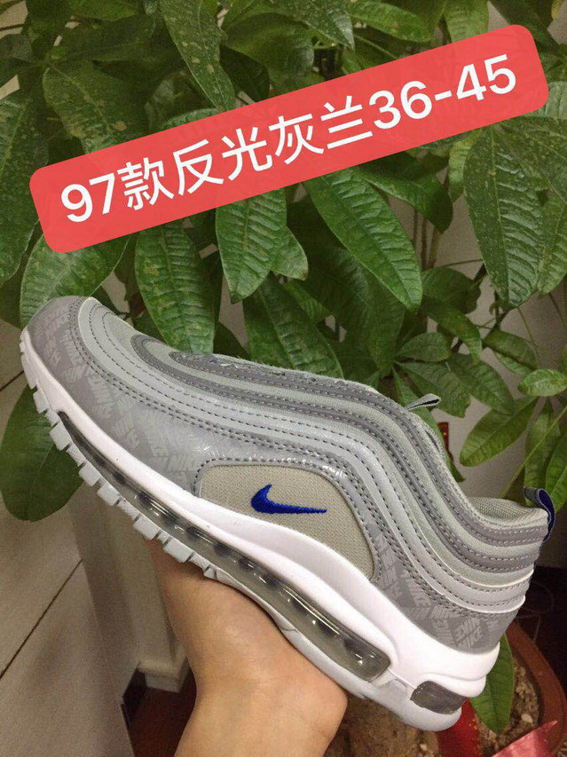 women air max 97 shoes size US5.5(36)-US8.5(40)-011