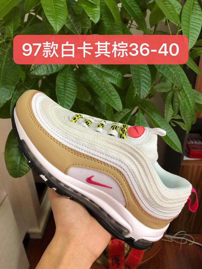 women air max 97 shoes size US5.5(36)-US8.5(40)-018