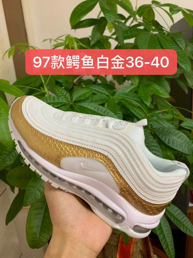 women air max 97 shoes size US5.5(36)-US8.5(40)-020