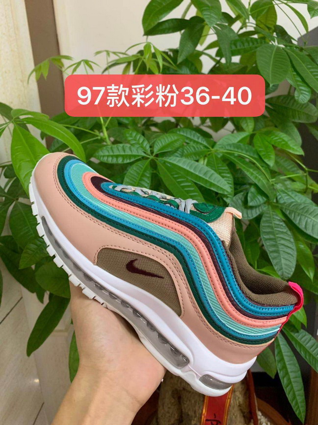 women air max 97 shoes size US5.5(36)-US8.5(40)-022
