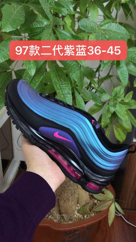 women air max 97 shoes size US5.5(36)-US8.5(40)-026