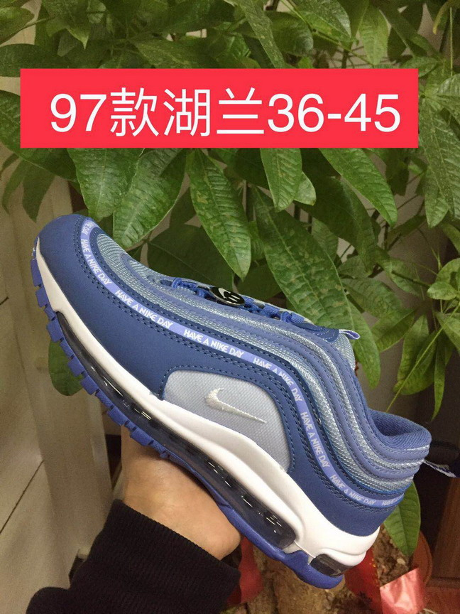 women air max 97 shoes size US5.5(36)-US8.5(40)-027
