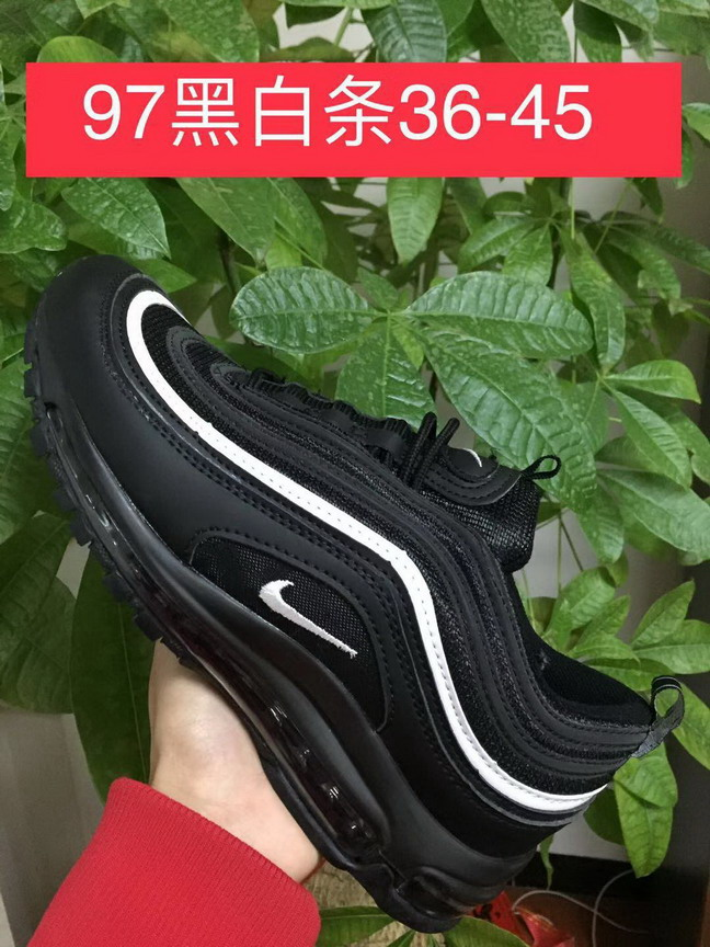 women air max 97 shoes size US5.5(36)-US8.5(40)-029