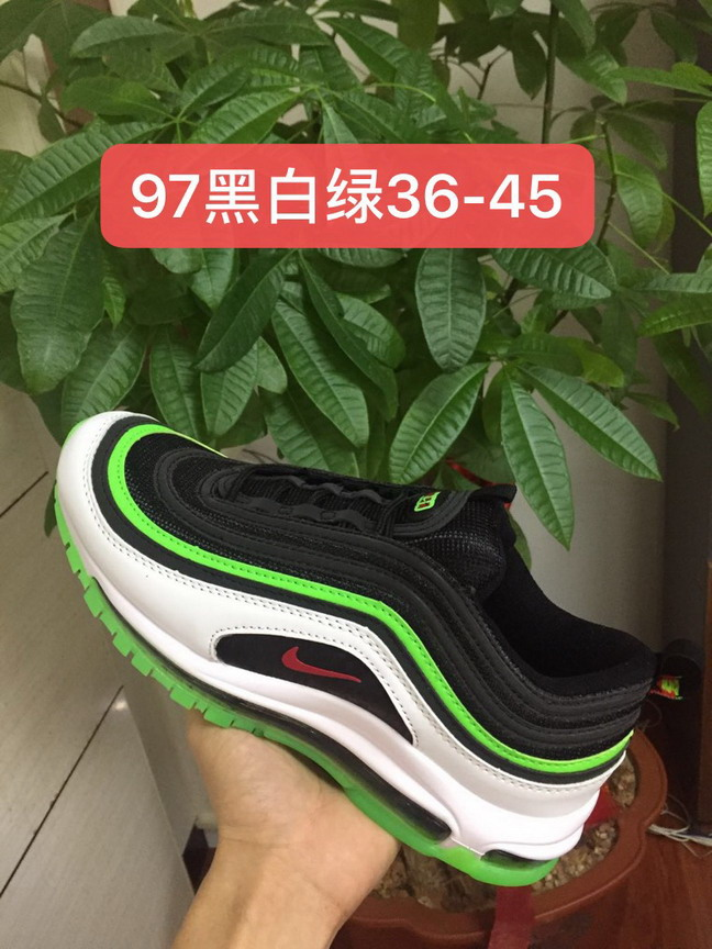 women air max 97 shoes size US5.5(36)-US8.5(40)-032