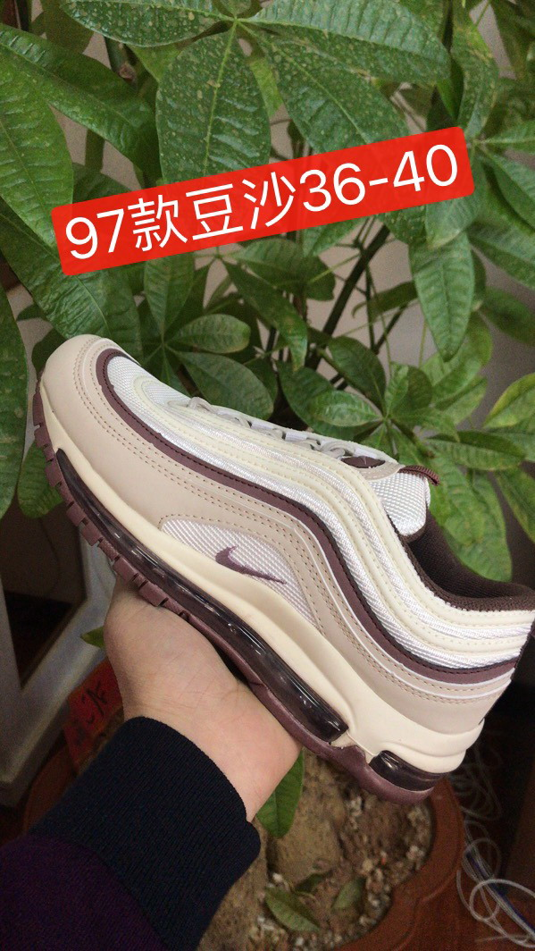 women air max 97 shoes size US5.5(36)-US8.5(40)-034