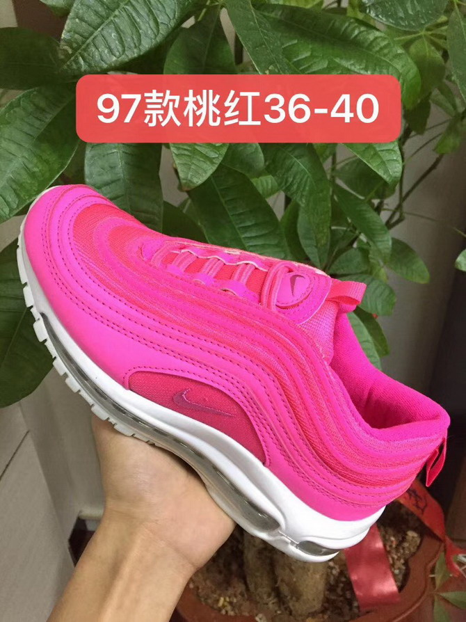 women air max 97 shoes size US5.5(36)-US8.5(40)-035