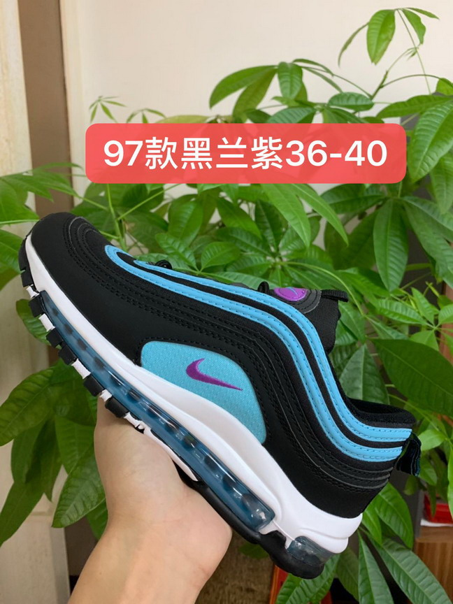 women air max 97 shoes size US5.5(36)-US8.5(40)-047
