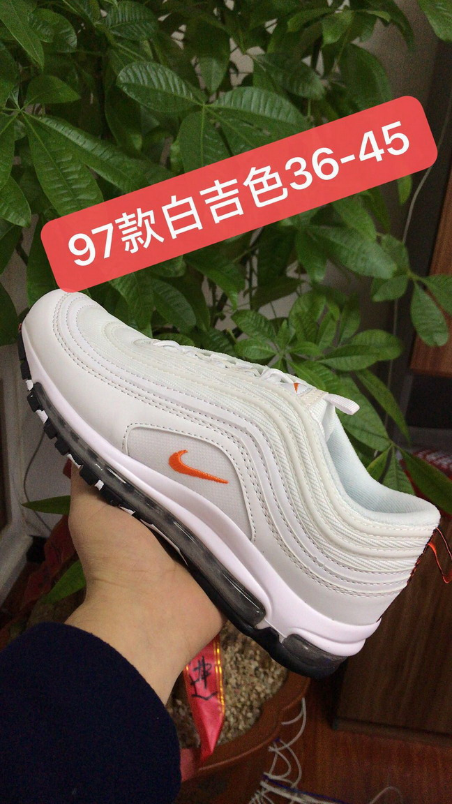 women air max 97 shoes size US5.5(36)-US8.5(40)-049