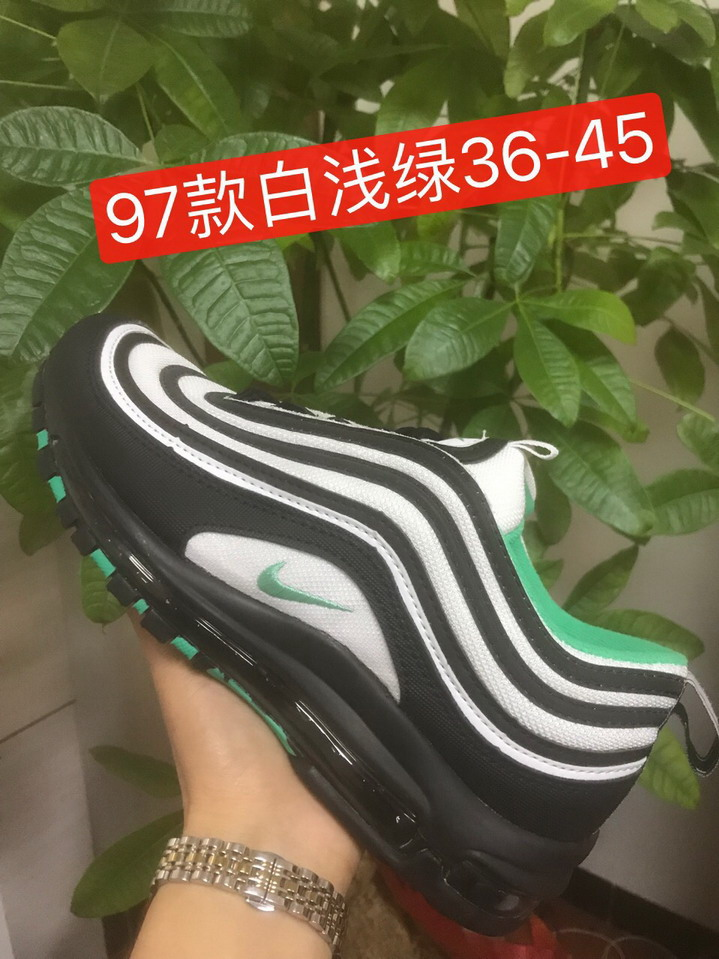 women air max 97 shoes size US5.5(36)-US8.5(40)-050