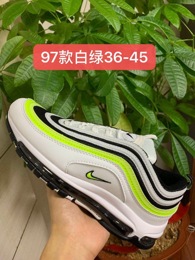 women air max 97 shoes size US5.5(36)-US8.5(40)-071