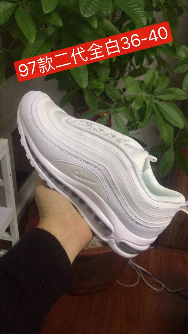 women air max 97 shoes size US5.5(36)-US8.5(40)-083