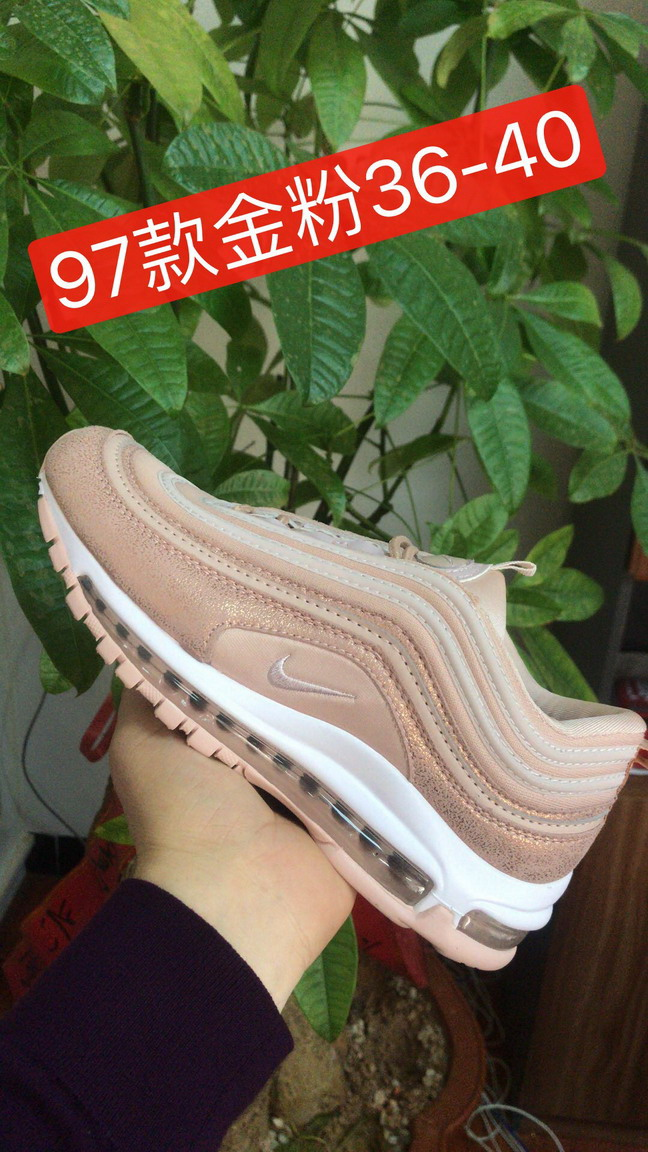 women air max 97 shoes size US5.5(36)-US8.5(40)-084