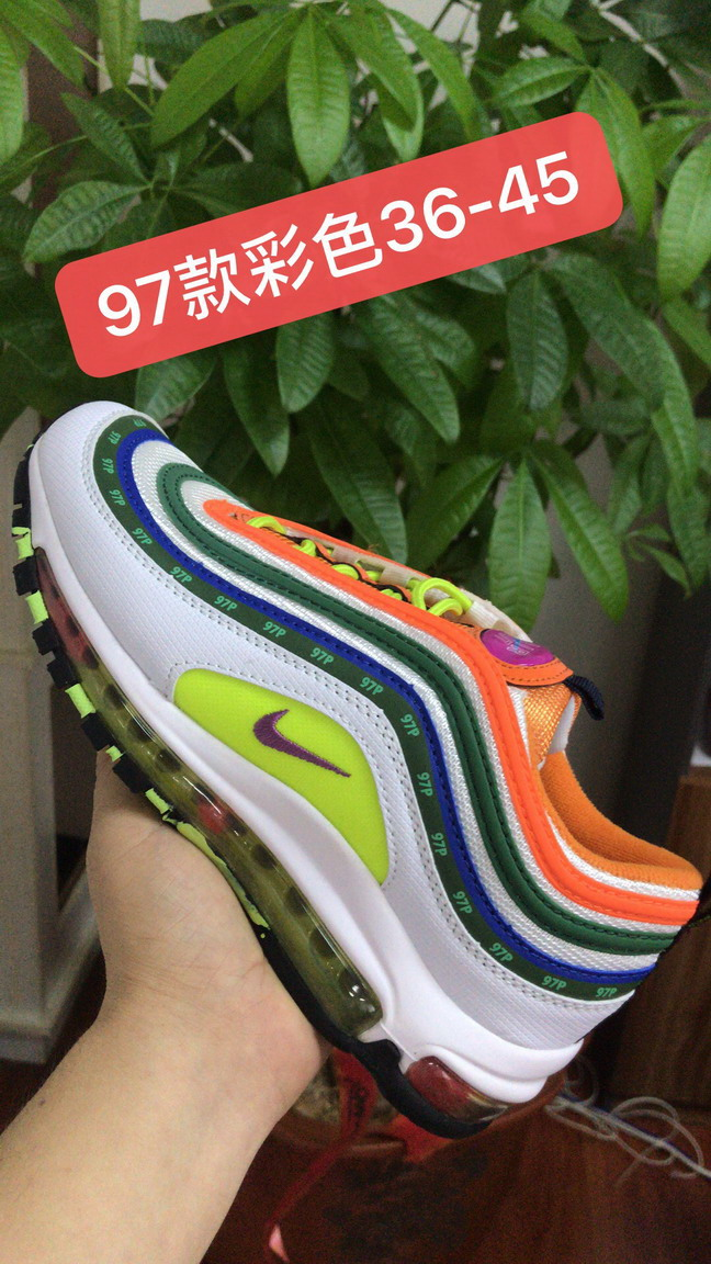 women air max 97 shoes size US5.5(36)-US8.5(40)-097