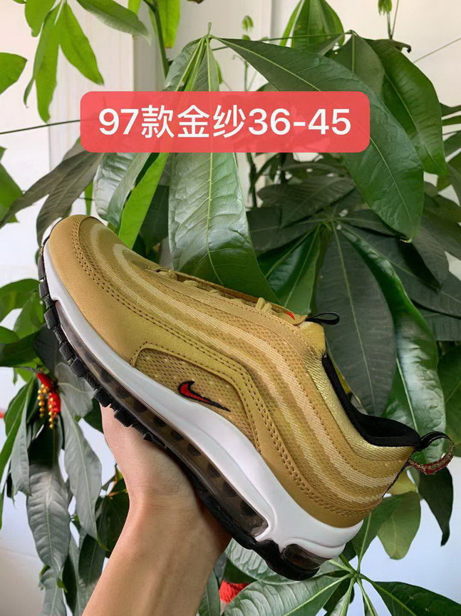 women air max 97 shoes size US5.5(36)-US8.5(40)-111