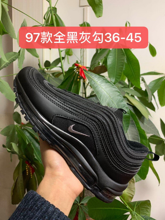 women air max 97 shoes size US5.5(36)-US8.5(40)-135