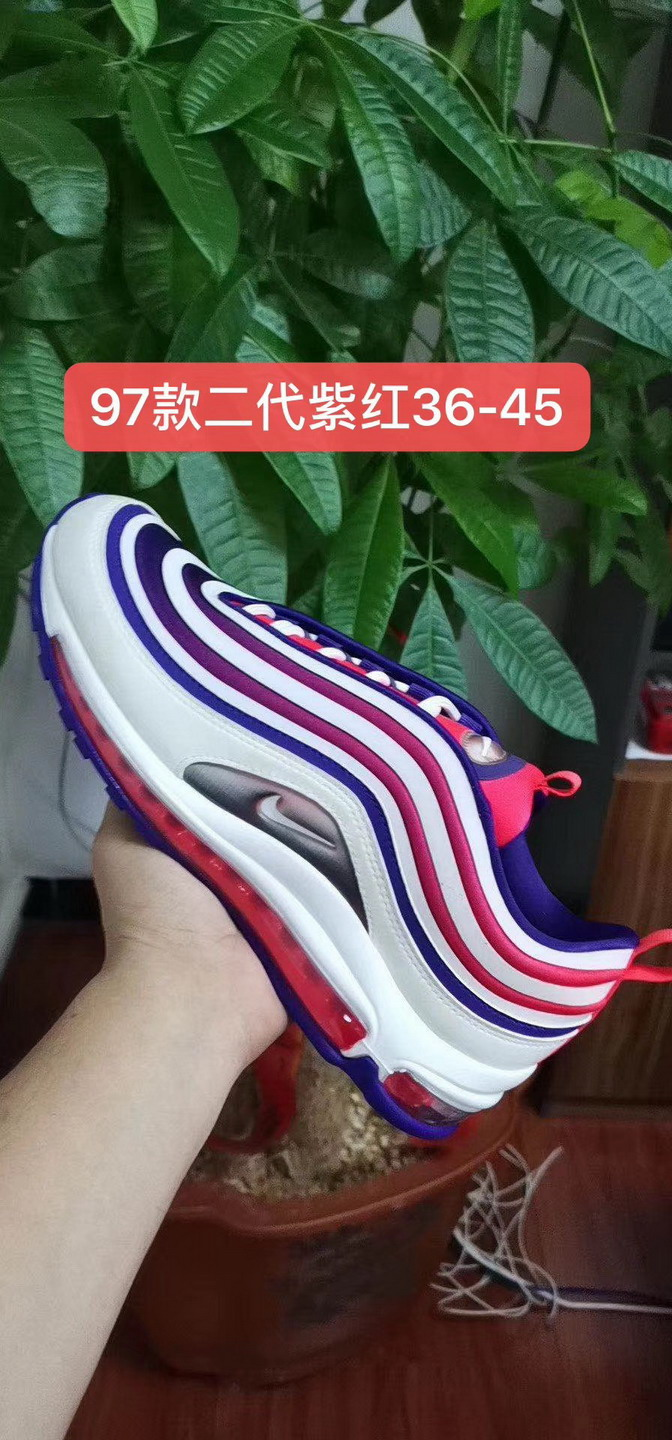 women air max 97 shoes size US5.5(36)-US8.5(40)-137