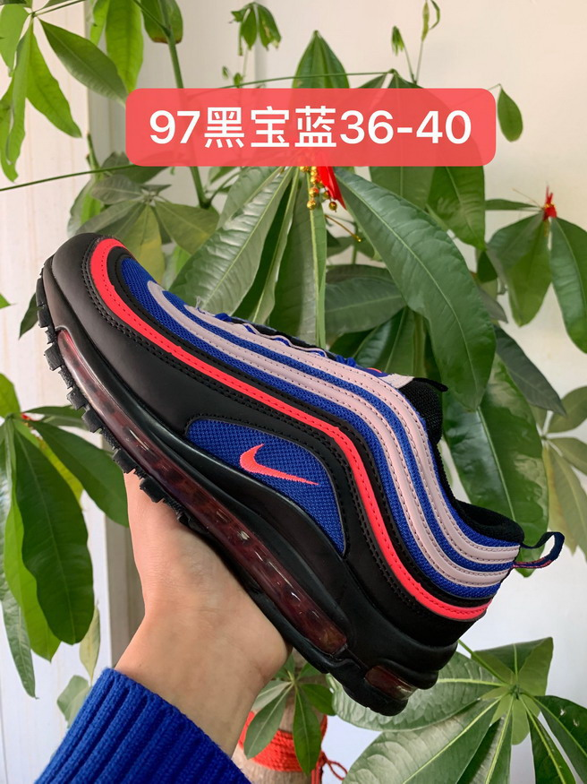 women air max 97 shoes size US5.5(36)-US8.5(40)-138