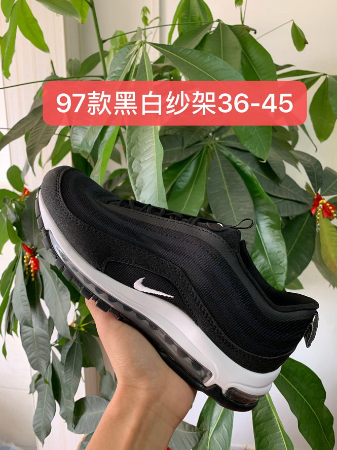 women air max 97 shoes size US5.5(36)-US8.5(40)-140