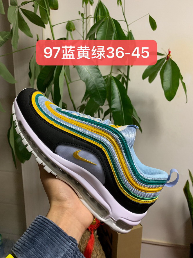 women air max 97 shoes size US5.5(36)-US8.5(40)-141