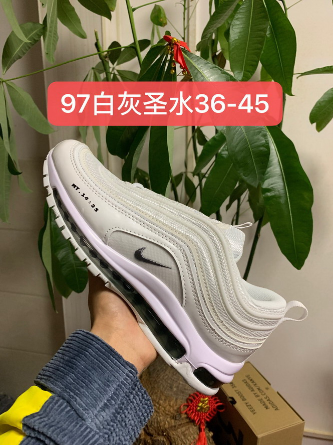 women air max 97 shoes size US5.5(36)-US8.5(40)-142