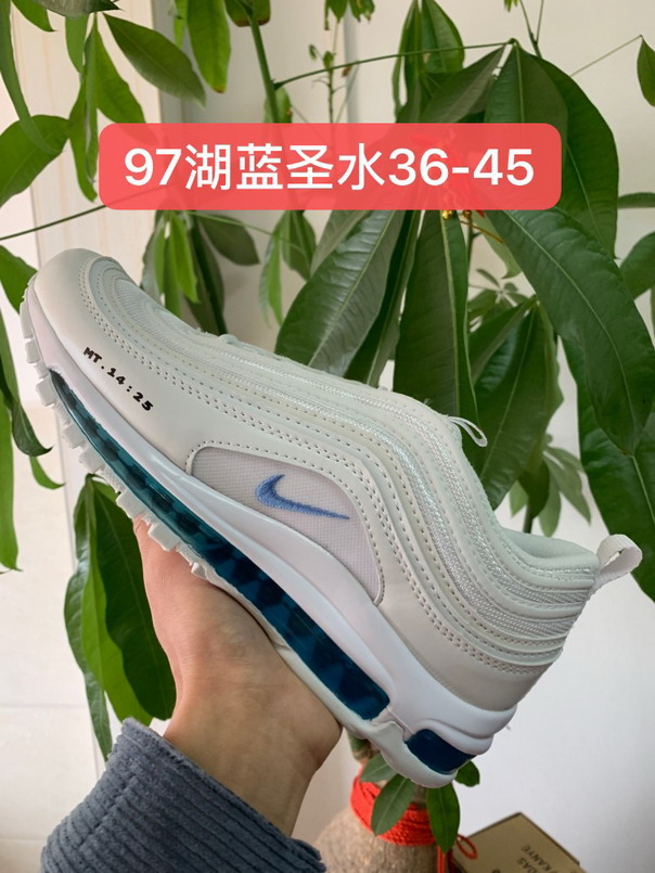 women air max 97 shoes size US5.5(36)-US8.5(40)-143