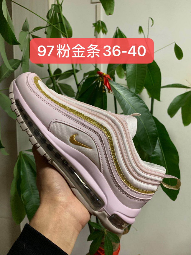 women air max 97 shoes size US5.5(36)-US8.5(40)-154