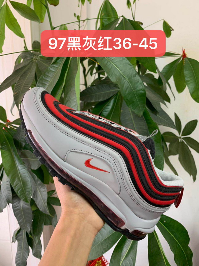women air max 97 shoes size US5.5(36)-US8.5(40)-156