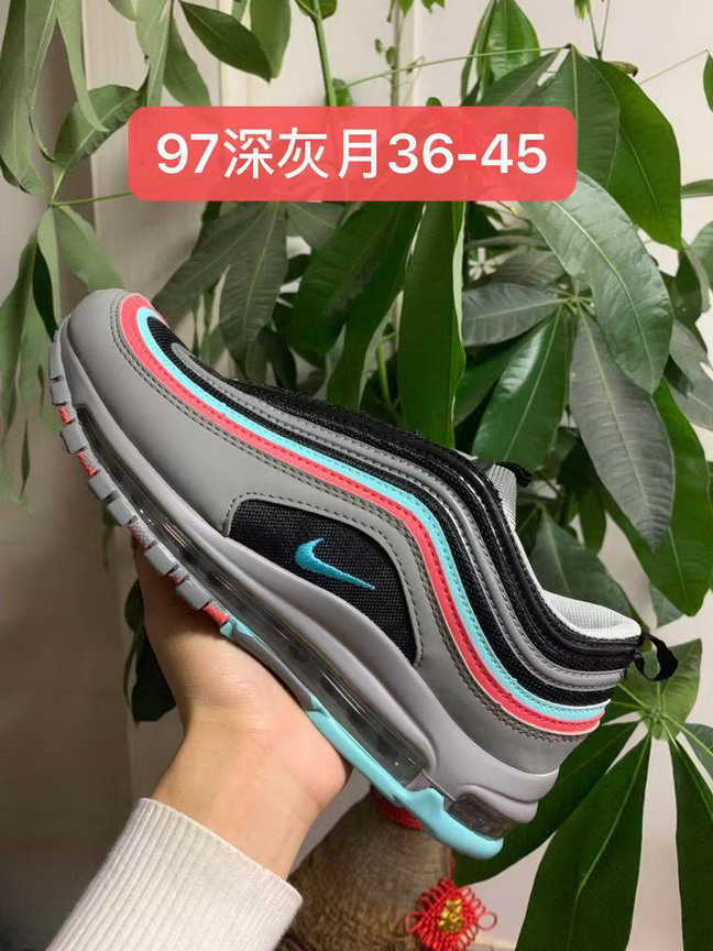 women air max 97 shoes size US5.5(36)-US8.5(40)-157